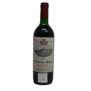 Chateau Tour Maillet 1986 (Bottle 75 cl)