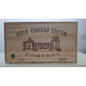 Vieux Château Certan 2015