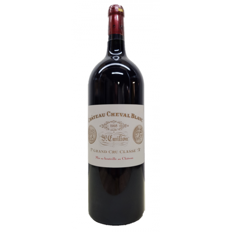 Château Cheval Blanc 2008 (case of 3 bottles 150 cl)