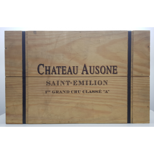 Château Ausone 2006 (Owc Set of 3 bottles 75 cl)