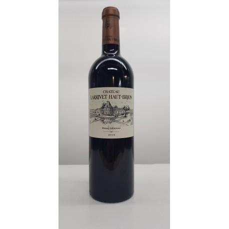 Château Larrivet Haut Brion 2011 (owc set of 6 Bottles 75 cl)