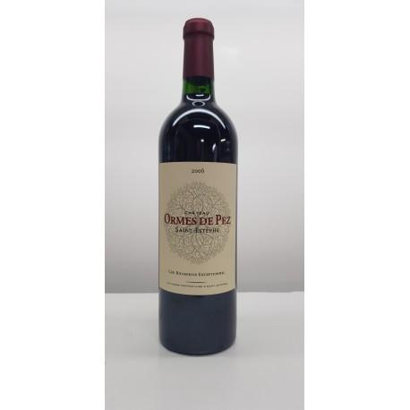 Chateau Ormes de Pez 1995 (Bottle 75 cl)