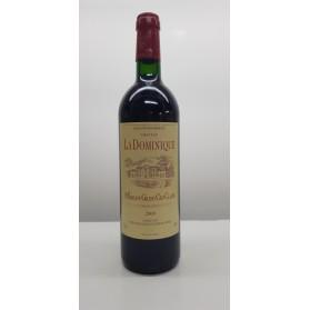 Château La Dominique 2000 (Bottle 75 cl)
