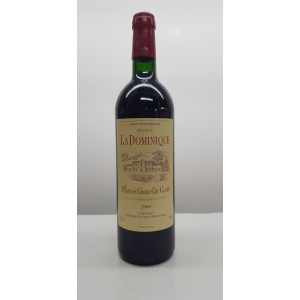 Château La Dominique 2000 (Bottle 75 cl)