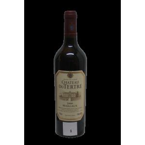Château Du Tertre 2000 (Bottle of 75 cl)