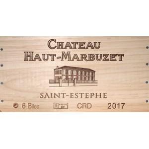 Château Haut Marbuzet 2017