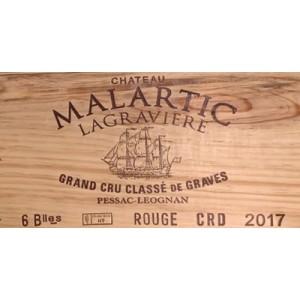 Château Malartic Lagravière 2017 rouge