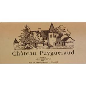 Chateau Puygueraud 2017