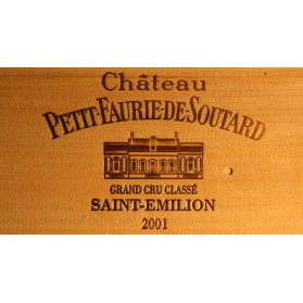 Chateau Petit Faurie de Soutard 2001 (owc 12 Bottles of 75 cl)