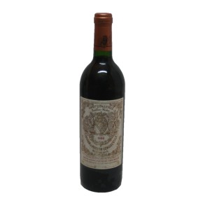 Chateau Pichon Baron 1986 (Bottle 75 cl)