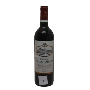 Château Chasse Spleen 1997 (bottle of 75 cl)