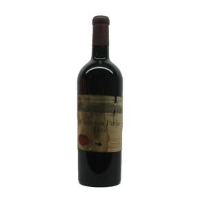 Château Pavie 1931 (Bottle 75 cl)
