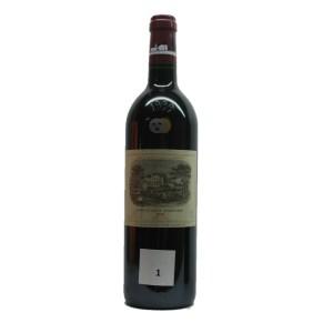 Chateau Lafite Rothschild 1999 ( bottle 75 cl)