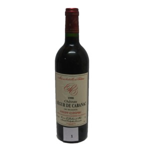 Chateau Segur de Cabanac 1998 (Bottle 75 cl)
