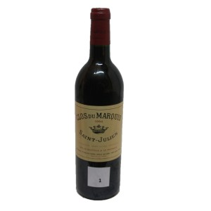 Clos du Marquis de Leoville 1994 (Bottle of 75 cl)