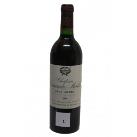 Chateau Sociando Mallet 1994 (bottle of 75 cl)