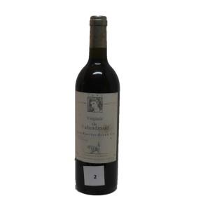 Virginie De Valandraud 1995 (Bottle 75 cl)