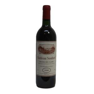Château Soutard 1988 (bottle of 75cl)