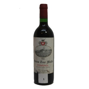 Chateau Tour Maillet 1982 (Bottle 75 cl)