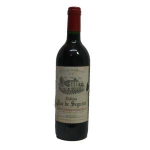 Château Roc de Seguine 1987 (Bottle 75 cl)