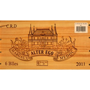 Alter Ego de Château Palmer 2011 (owc set of 6 Bottles 75 cl)