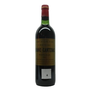Château Brane-Cantenac 1982 (Bottle of 75 cl)