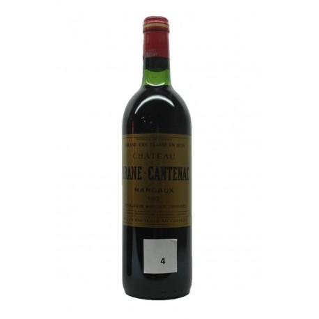Château Brane-Cantenac 1982 (Bottle of 75 cl)