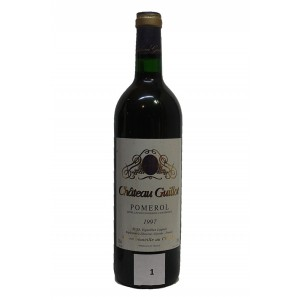 Chateau Guillot  1997 (Bottle 75 cl)