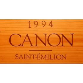 Château Canon 1994 (Case of 12 bottles 75 cl)