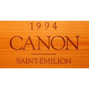 Château Canon 1994 (Case of 12 bottles 75 cl)