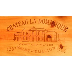 Château La Dominique 1993 (Owc Set of 12 Bottles 75 cl)