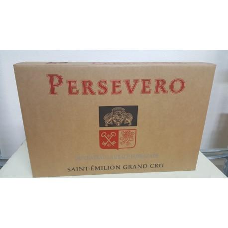 Persevero du château La Grâce Fonrazade 2014