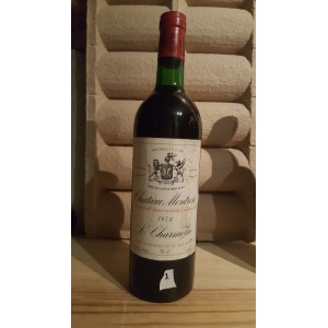 Chateau Montrose 1974 (Bottle of 75)