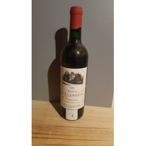 Château L'Evangile 1990 (Owc Set of 12 Bottles 75 cl)