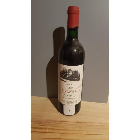 Château L'Evangile 1990 (Owc Set of 12 Bottles 75 cl)