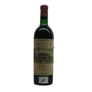 Chateau LA POINTE 1961  (Bottle 75 cl)