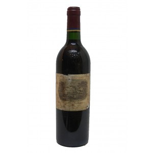 Chateau Lafite Rotschild  1985 ( bottle 75 cl)