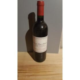 Chateau Haut Bailly 1996 (bottle 1  X 75 cl)