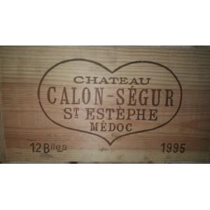 Château Calon Segur 1995