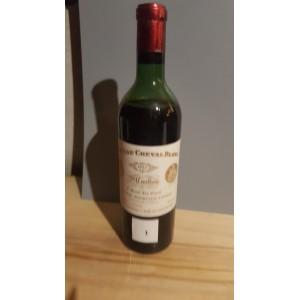 Château Cheval Blanc 1957 (Bottle 75 cl)