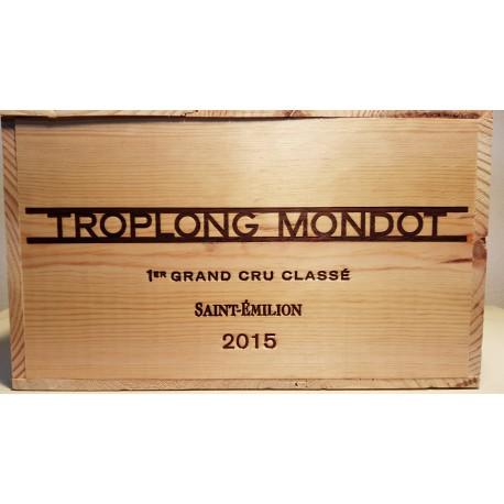 Château Troplong Mondot 2015