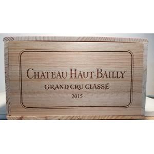 Château Haut Bailly 2015
