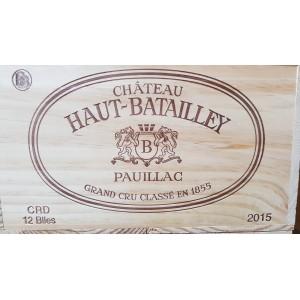 Château Haut Batailley 2015