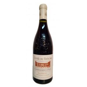 Château Sixtine - Cuvée du Vatican réserve sixtine 2001 (Bottle of 75cl)