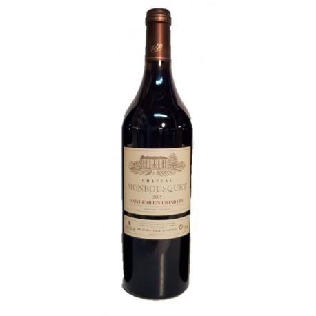 Château Monbousquet 1996 (bottle of 75cl)