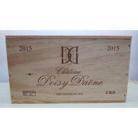 Château Doisy Daene 2015 (wooden case 12)