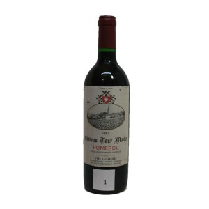 Chateau Tour Maillet 1983 (Bottle 75 cl)